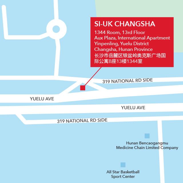 SI-UK Changsha