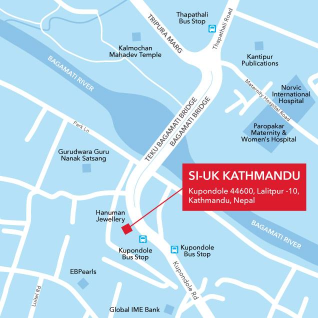 SI-UK Kathmandu